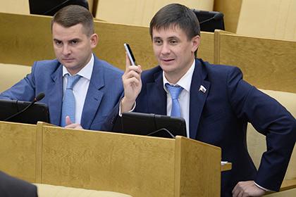Вадим Деньгин (справа) Фото: Владимир Федоренко / РИА Новости